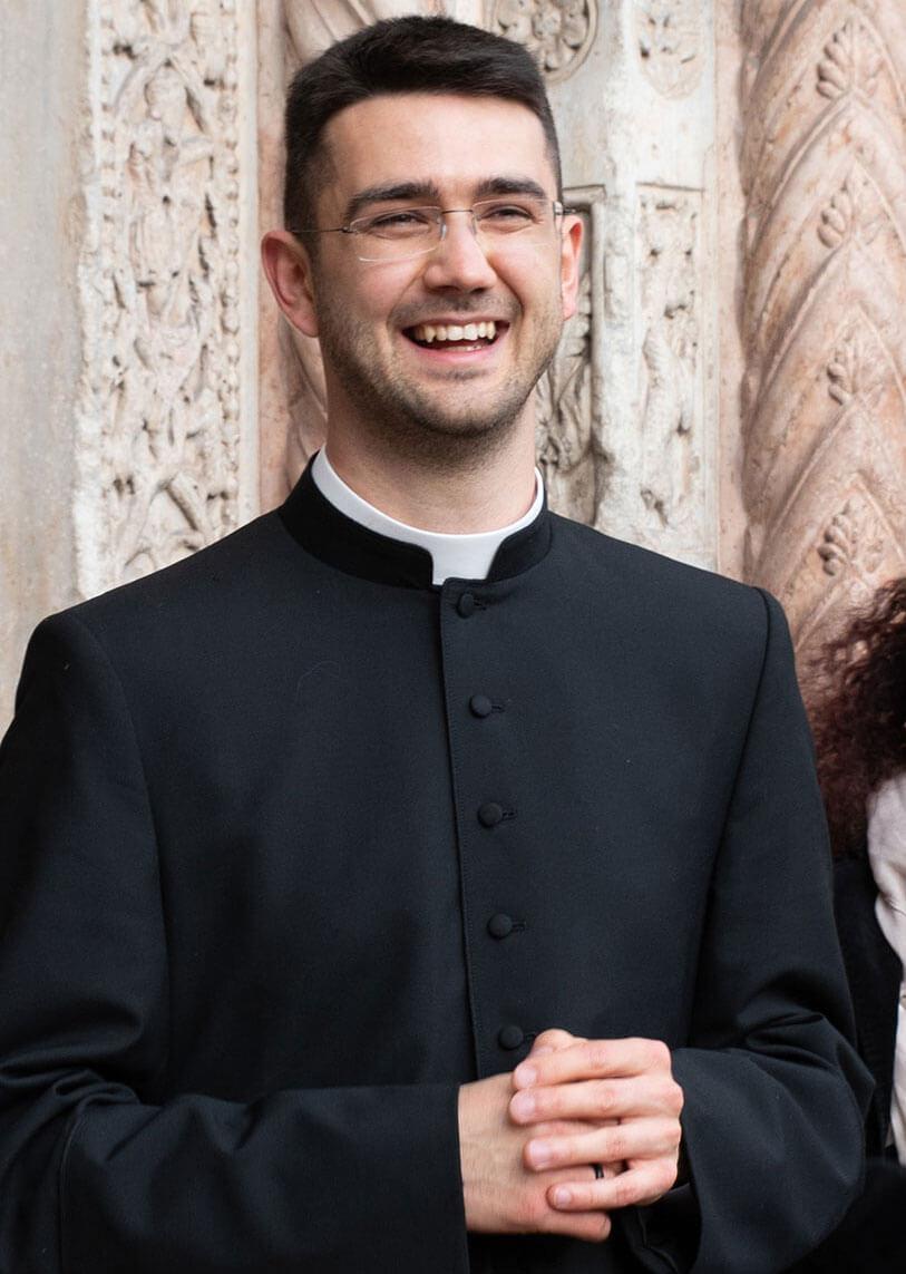 Ordinazione don Michele Marani