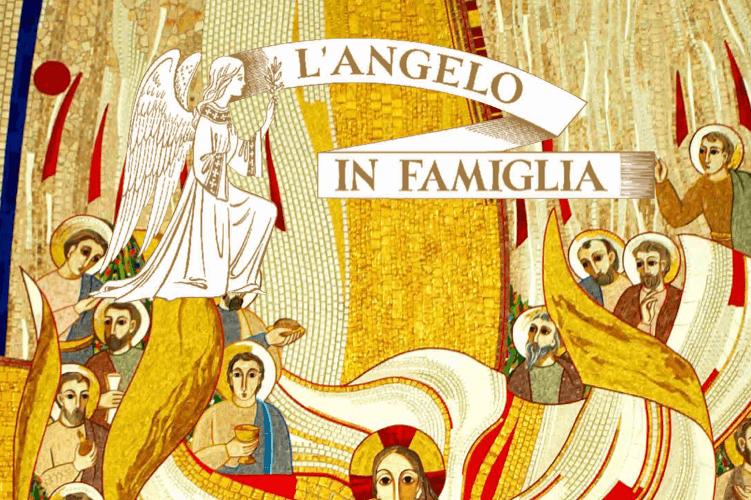 L'angelo in famiglia: Pasqua 2019