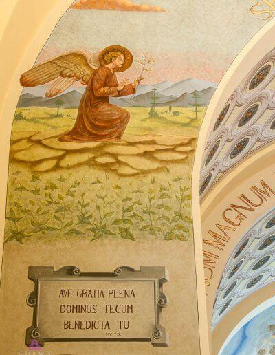 annunciazione angelo