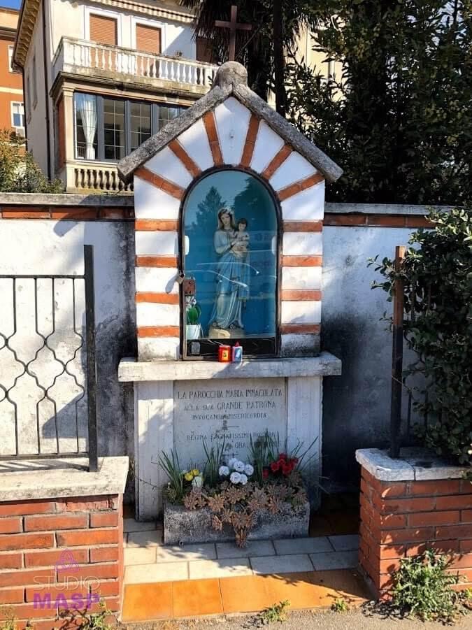 Capitello di Maria Immacolata - Corso Milano