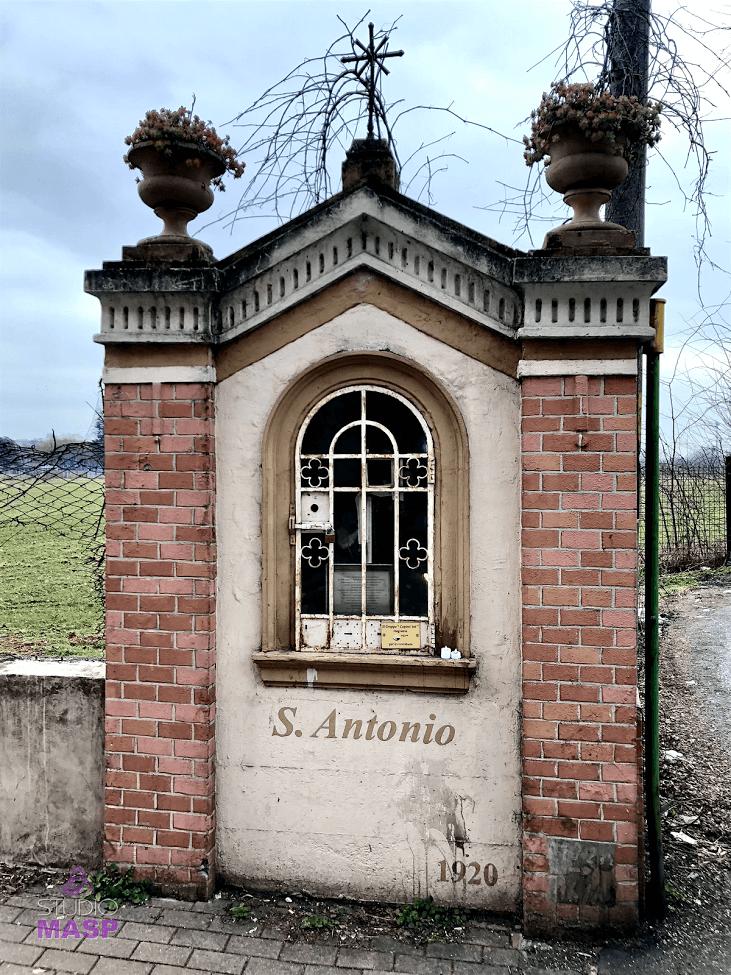 Capitello di sant'Antonio - Via San Marco