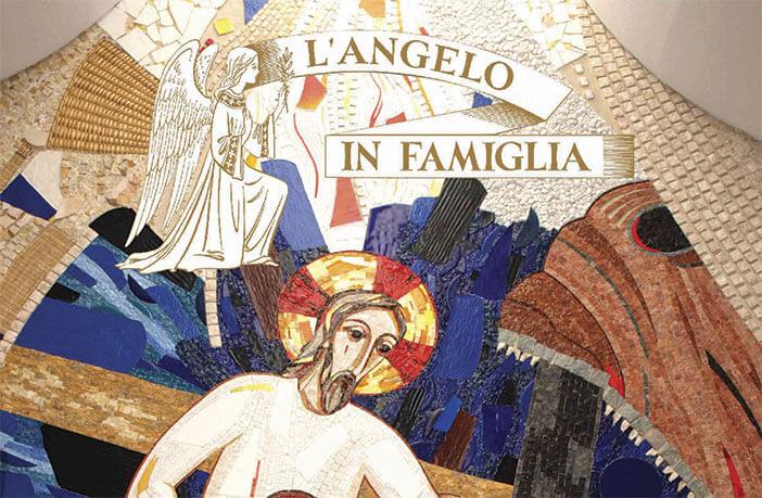 L'angelo in famiglia: Pasqua 2021