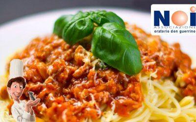 Cucina assieme a NOI: concorso on-line