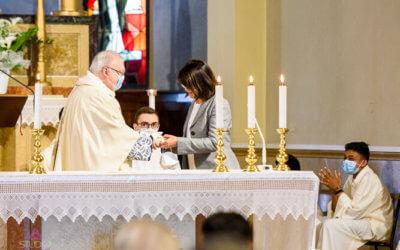 Evviva don Giuseppe: 40 anni di sacerdozio!
