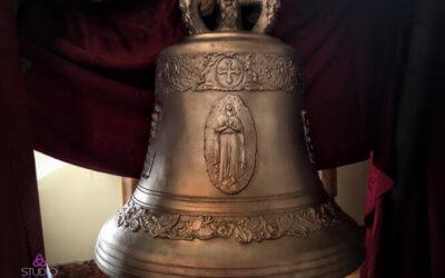 Una campana nuova, anzi… due!